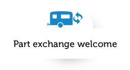 Part exchange welcome